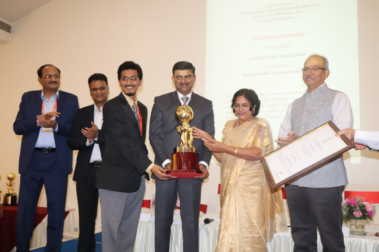 Surat Municipal Corporation wins 3 awards